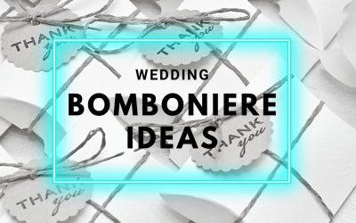 Wedding Bomboniere Ideas – DIY and More