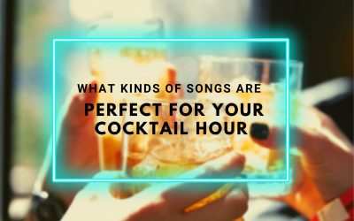 DJ Yarra Valley Weddings: What Kinds of Songs are Perfect for Your Cocktail Hour