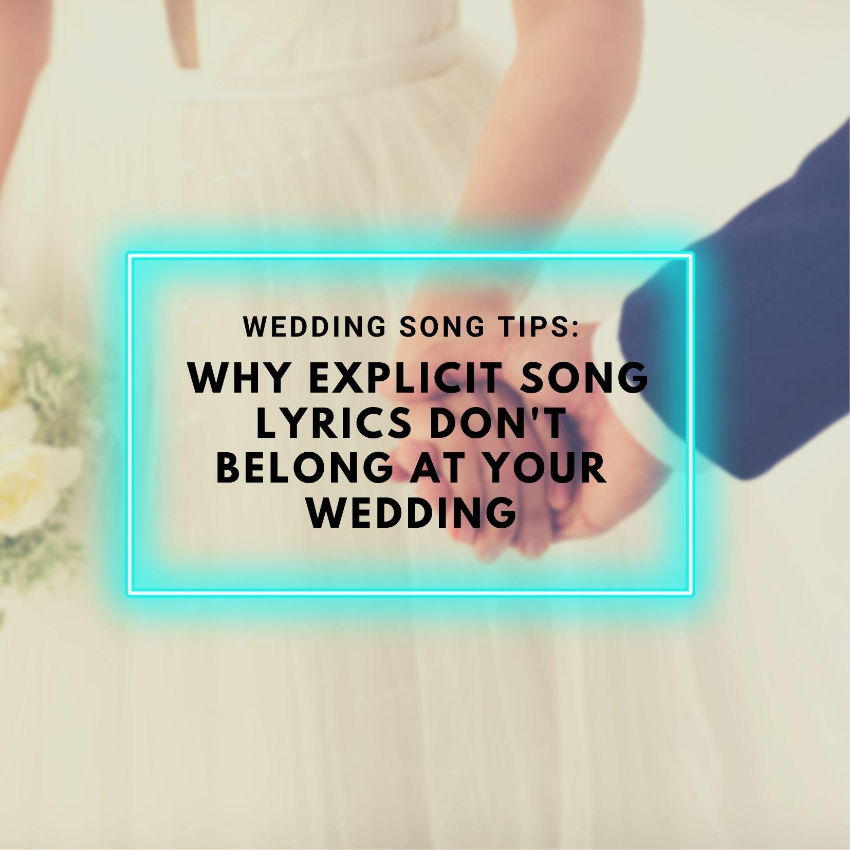Wedding Song Yarra Valley Tips